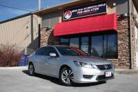 2014 Honda Accord LX 4dr Sedan CVT