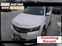 Pre-Owned 2014 Chevrolet Impala LT FWD 4D Sedan