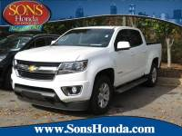 2016 Chevrolet Colorado 2WD Crew Cab 128.3 LT