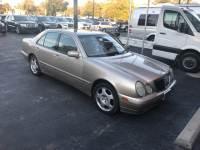 Pre-Owned 2001 Mercedes-Benz E-Class lux Rear Wheel Drive Sedan