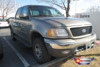 Pre-Owned 2001 Ford F-150 SuperCrew XLT 4WD