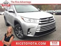 2017 Toyota Highlander XLE SUV Front-wheel Drive
