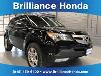 Pre-Owned 2008 Acura MDX Technology 4D Sport Utility AWD