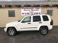 2006 Jeep Liberty Limited 4dr SUV 4WD