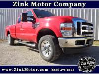 2010 Ford F-250 SD Lariat SuperCab Long Bed 4WD