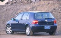 1999 Volkswagen Golf 4dr New GLS Hatchback