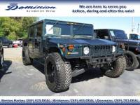1995 AM General Hummer Wagon