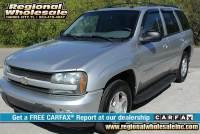 2004 Chevrolet TrailBlazer LT 4WD 4dr SUV