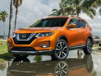 New 2018 Nissan Rogue SL With Navigation & AWD