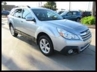 Certified Used 2013 Subaru Outback H4 Auto 2.5i Premium in Houston