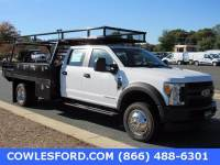 2017 Ford F-450 Super Duty 4x4 XL 4dr Crew Cab 8 ft. LB DRW Pickup