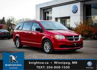 Pre-Owned 2014 Dodge Grand Caravan SXT w/ DVD FWD Mini-van, Passenger