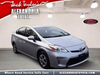Certified Pre-Owned 2013 Toyota Prius STD FWD 5D Hatchback