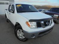 2008 Nissan Frontier LE Crew Cab 4WD