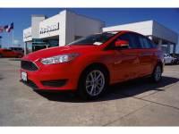 2016 Ford Focus FWD SE Sedan in Baytown, TX