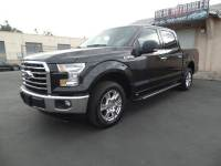 2015 Ford F-150 4x2 XLT 4dr SuperCrew 5.5 ft. SB