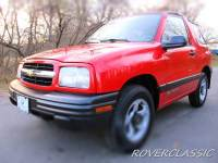 2001 Chevrolet Tracker 4WD 2dr SUV w/ Soft Top