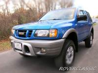 2001 Isuzu Rodeo Sport 2dr V6 4WD SUV w/ Soft Top