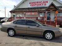 2002 Chevrolet Impala 4dr Sedan