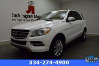 Pre-Owned 2015 Mercedes-Benz M-Class ML250 4MATIC® 4D Sport Utility