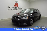 Certified Pre-Owned 2016 Volkswagen Jetta 1.4T SE FWD 4D Sedan