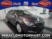 2014 Buick LaCrosse LEATHER V6 NAVI PANORAMIC ROOF BLIND SPOT MON