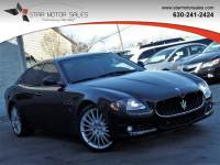 2011 Maserati Quattroporte S 4dr Sedan