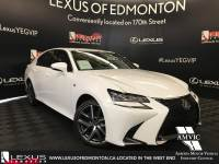 Pre-Owned 2018 Lexus GS 350 DEMO UNIT - F SPORT SERIES 2 All Wheel Drive 4 Door Car