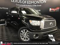 Pre-Owned 2013 Toyota Tundra Platinum Four Wheel Drive 4 Door Pickup