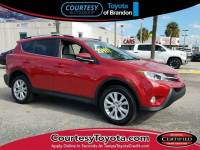 Pre-Owned 2014 Toyota RAV4 Limited SUV near Tampa FL