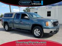Pre-Owned 2011 GMC Sierra 1500 SLE Truck Extended Cab near Tampa FL