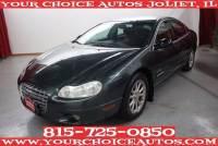 2001 Chrysler LHS 4dr Sedan