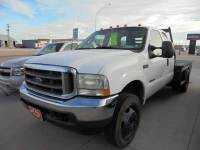 2003 Ford F-450 Super Duty Extended Cab XLT