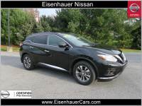 Used 2015 Nissan Murano SV SUV Near Reading
