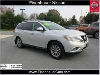 Used 2015 Nissan Pathfinder SL SUV Near Reading