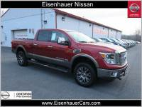 Used 2016 Nissan Titan XD Platinum Reserve Truck Crew Cab Near Reading