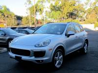 Pre-Owned 2017 Porsche Cayenne Platinum Edition AWD
