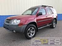 2003 Nissan Xterra 4dr SE Supercharged 4WD SUV