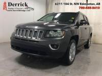 Pre-Owned 2015 Jeep Compass Used 4WD High Altitude Pkg Exp Sunroof