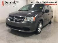 Pre-Owned 2015 Dodge Grand Caravan Used SXT+ DVD Sto N'Go Alloys Bluetooth $140 B/W