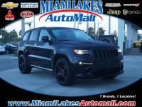 2016 Jeep Grand Cherokee 4x4 SRT Night 4dr SUV