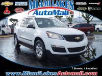 2016 Chevrolet Traverse LS 4dr SUV