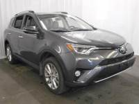 2017 Toyota RAV4 Limited Limited AWD