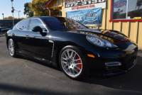2010 Porsche Panamera Turbo 4dr Sedan