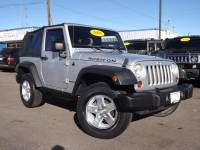 2008 Jeep Wrangler 4x4 Rubicon 2dr SUV w/Side Airbag Package