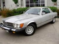 1981 Mercedes-Benz SLC