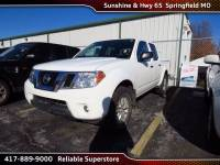 2014 Nissan Frontier SV Truck RWD For Sale in Springfield Missouri