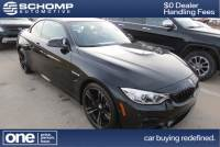 Pre-Owned 2016 BMW M4 Base With Navigation