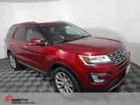 2017 Ford Explorer Limited SUV V-6 cyl
