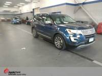 2016 Ford Explorer Platinum SUV V-6 cyl